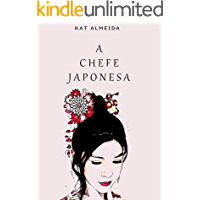 A chefe Japonesa (Portuguese Edition) book cover