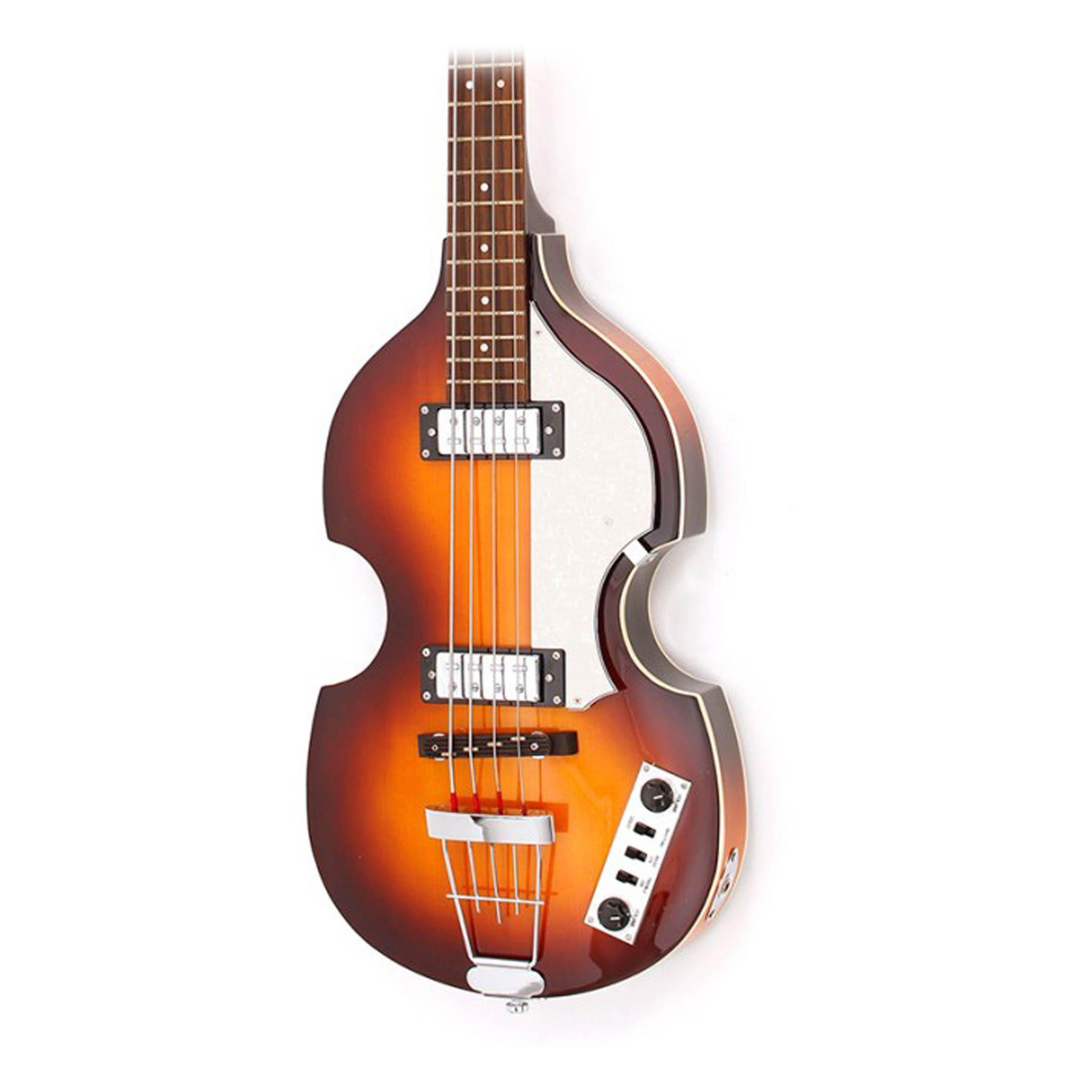 Hofner HOF-HI-BB-SB-O 4-String Bass Guitar