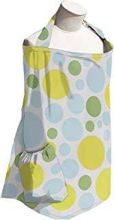 product image for Planet Wise Baby Nursing Cover for Breastfeeding, Spring Dot