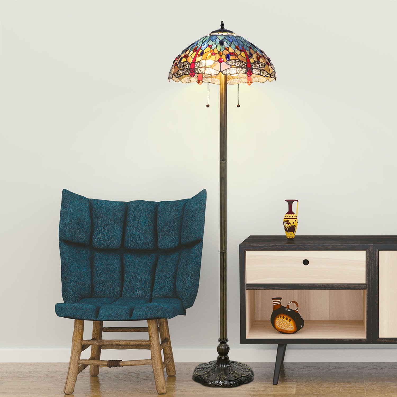 1908 Studios Dragonfly Floor Lamp - Video Projector Lamps - Amazon.com