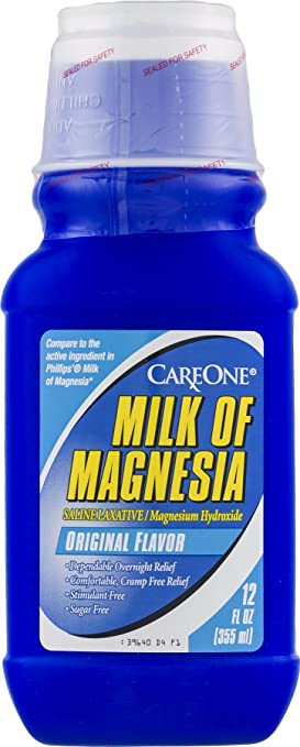 CareOne Milk Of Magnesia Original