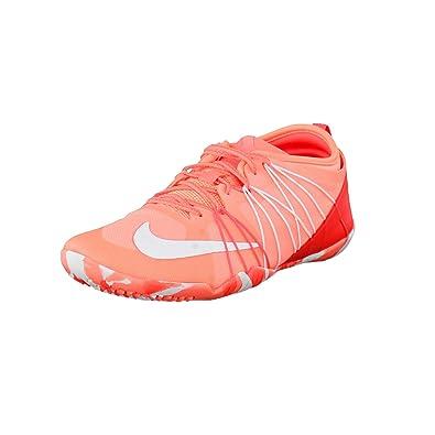 ec402a5a57f4 Nike Women s WMNS Free 1.0 Cross Bionic 2 Gymnastics Shoes  Amazon ...