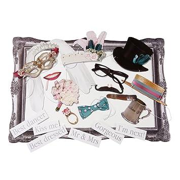 Talking Tables accesorios para una cabina de fotos Something In The Air : gafas
