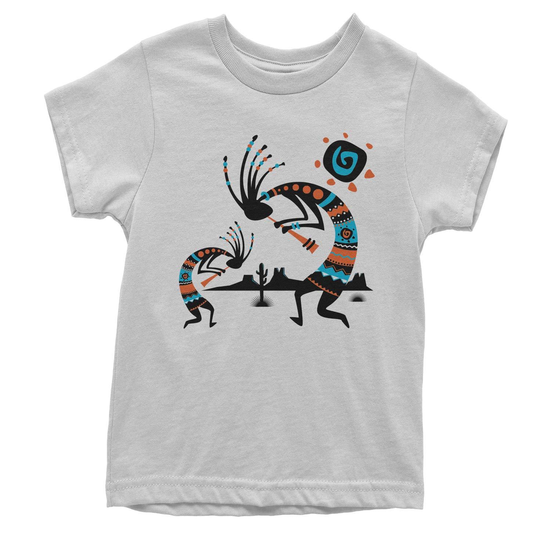 Expression Tees Native American Kokopelli Southwest Youth T-Shirt