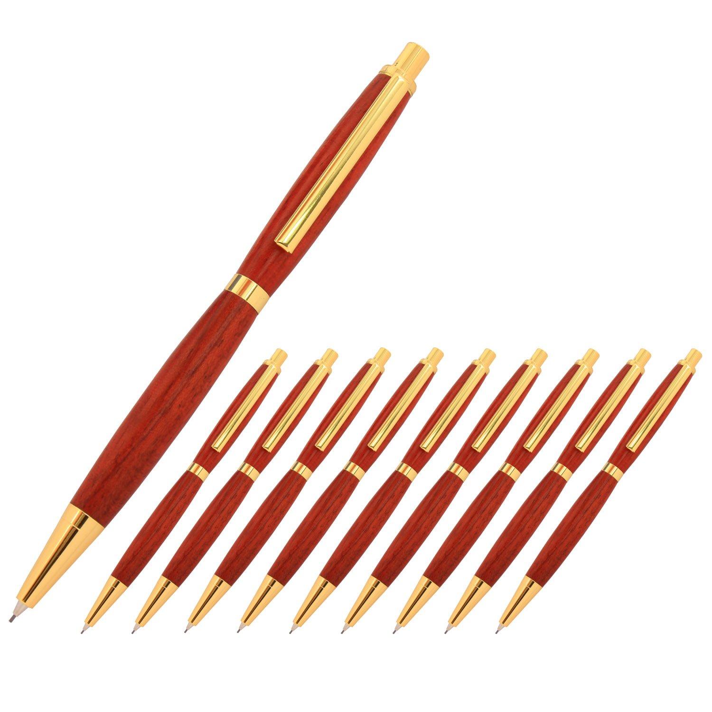 Legacy Woodturning, Slimline Pencil Kit, Many Finishes, Multi-Packs by Legacy Woodturning