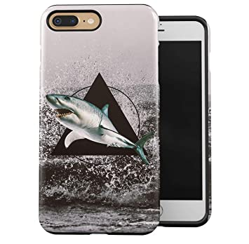 coque iphone 7 plus shark