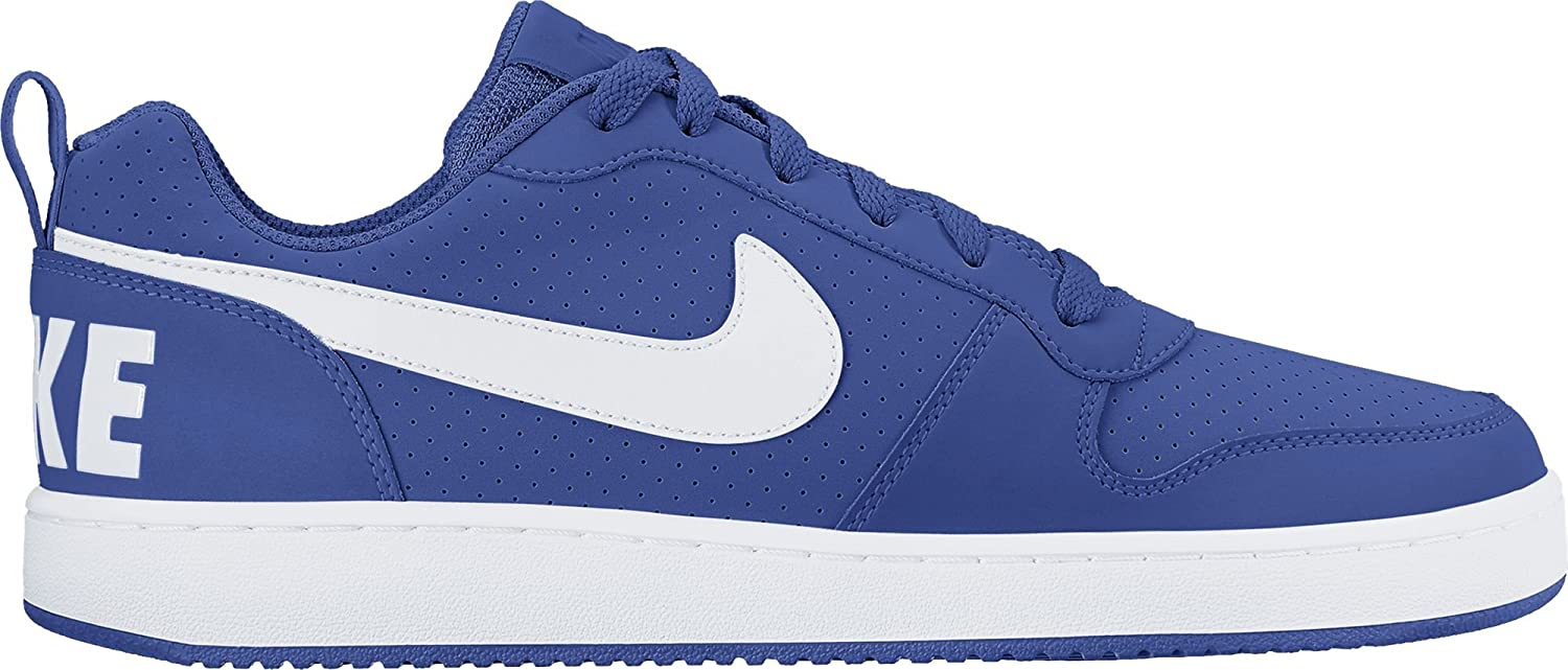 premium selection 5bd0f 0a1a2 NIKE Men s Court Brough Low Blue Casual Shoes(838937-400)  Buy Online at  Low Prices in India - Amazon.in