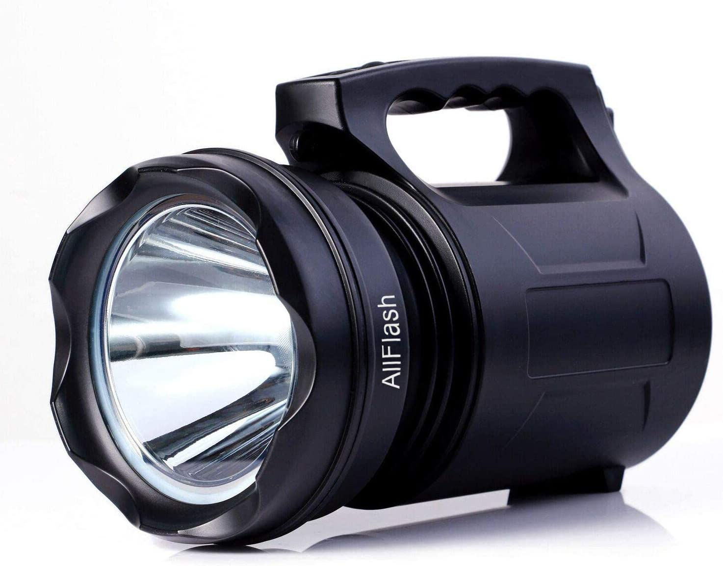 AF-WAN Super Bright DEL Rechargeable Torche Portable Handheld Searchlight 9000 comme