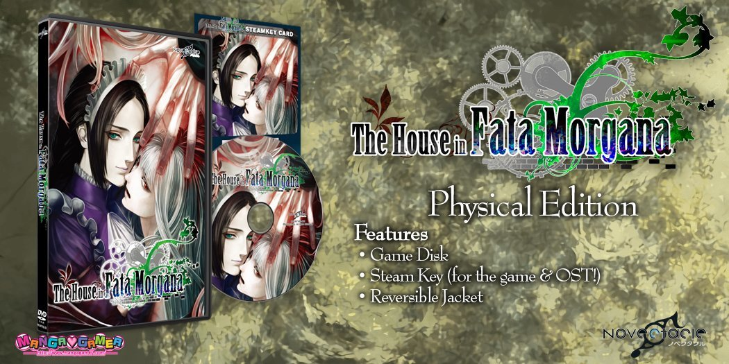 the house in fata morgana ost download