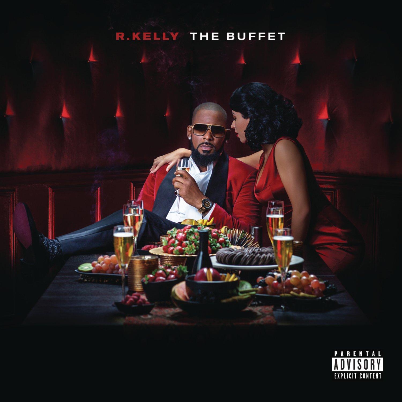 amazon buffet deluxe version r kelly r b 音楽