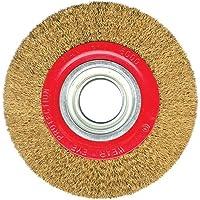 Silverline 427733 Draadwiel, 125 mm