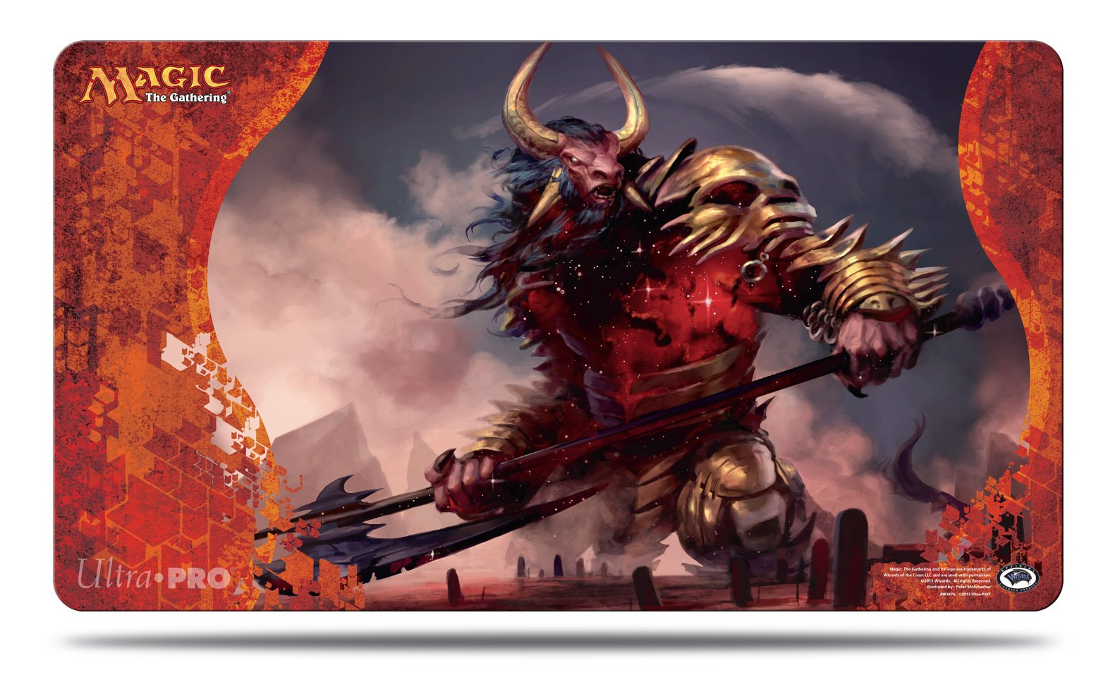 Magic Born of The Gods Playmat Version 3