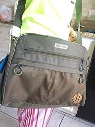 columbia expedition ridge duffel diaper bag green baby. Black Bedroom Furniture Sets. Home Design Ideas