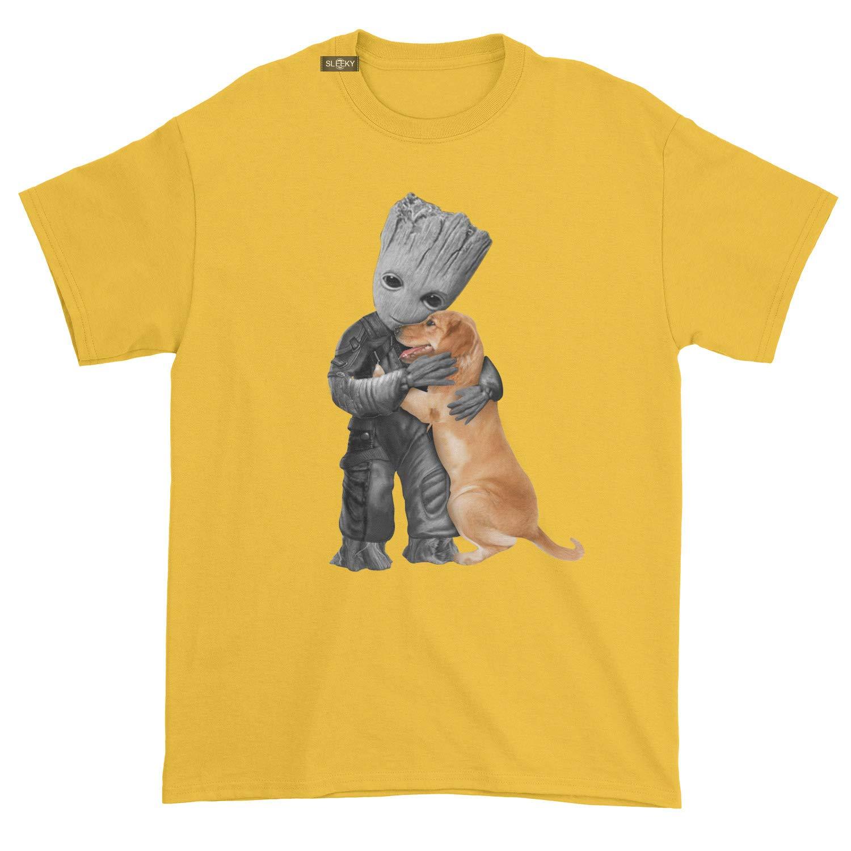 S Hugs Golden Retriever T Shirt 1145