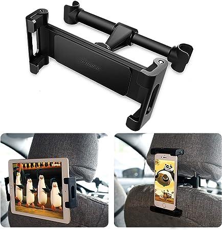 Pomile Auto Tablet Halterung Kopfstütze Universal Kfz Elektronik