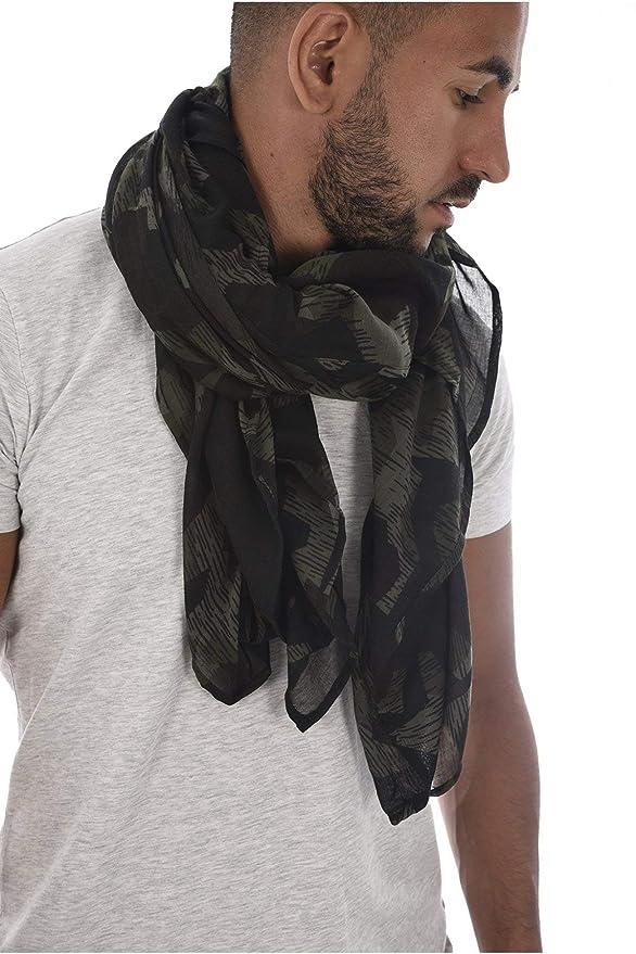 Kaporal Bazo, Foulard Homme, Vert (Duck Duck), Taille Fabricant  TU   Amazon.fr  Vêtements et accessoires 8846c49d9ba
