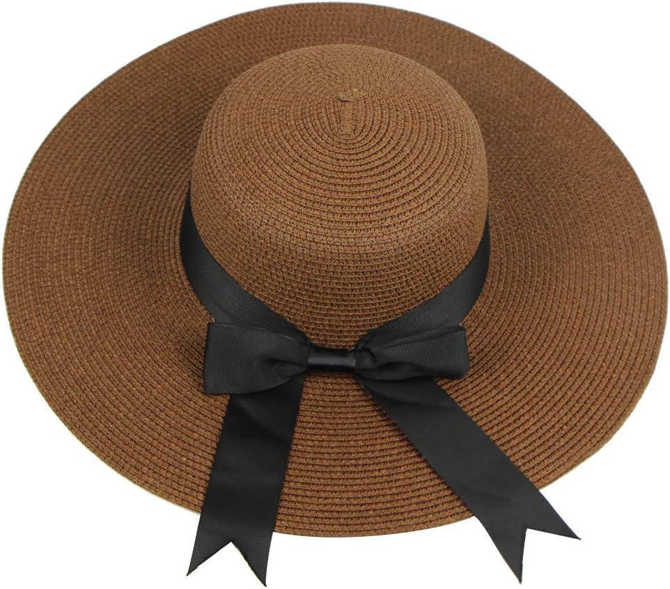 Westeng 1Pcs Sombrero de Boina Vaquera Gorra con Visera Casquillos Gorro de Invierno Sombrero del Sol Protector Solar para Unisex-Adult