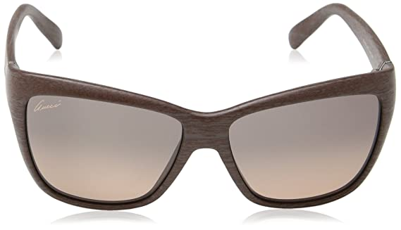 Gucci Sonnenbrille 3655/S 9RV 57LT (57 mm) braun te5ZB