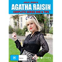 Agatha Raisin - Complete Series One & Two