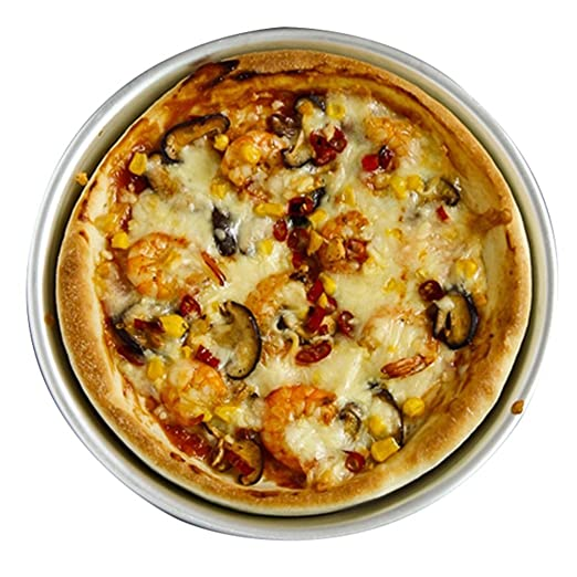 Bandeja de Bandeja de Pizza Molde para Hornear Bandeja para ...