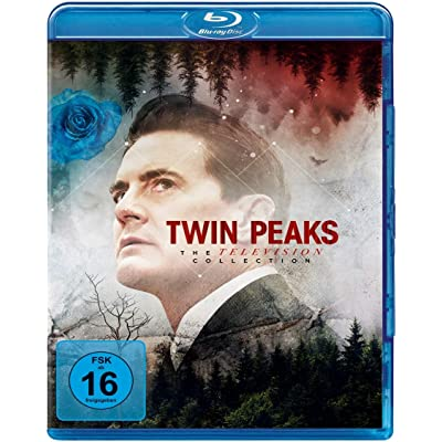 Twin Peaks: Season 1-3 (TV Collection Boxset) [Alemania] [Blu-ray]