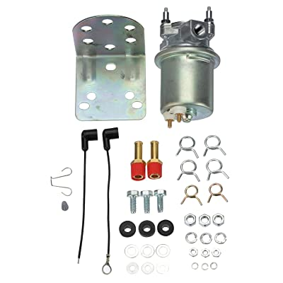Carter P4070 In-Line Electric Fuel Pump: Automotive