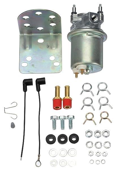 amazon com carter p4070 in line electric fuel pump automotive rh amazon com