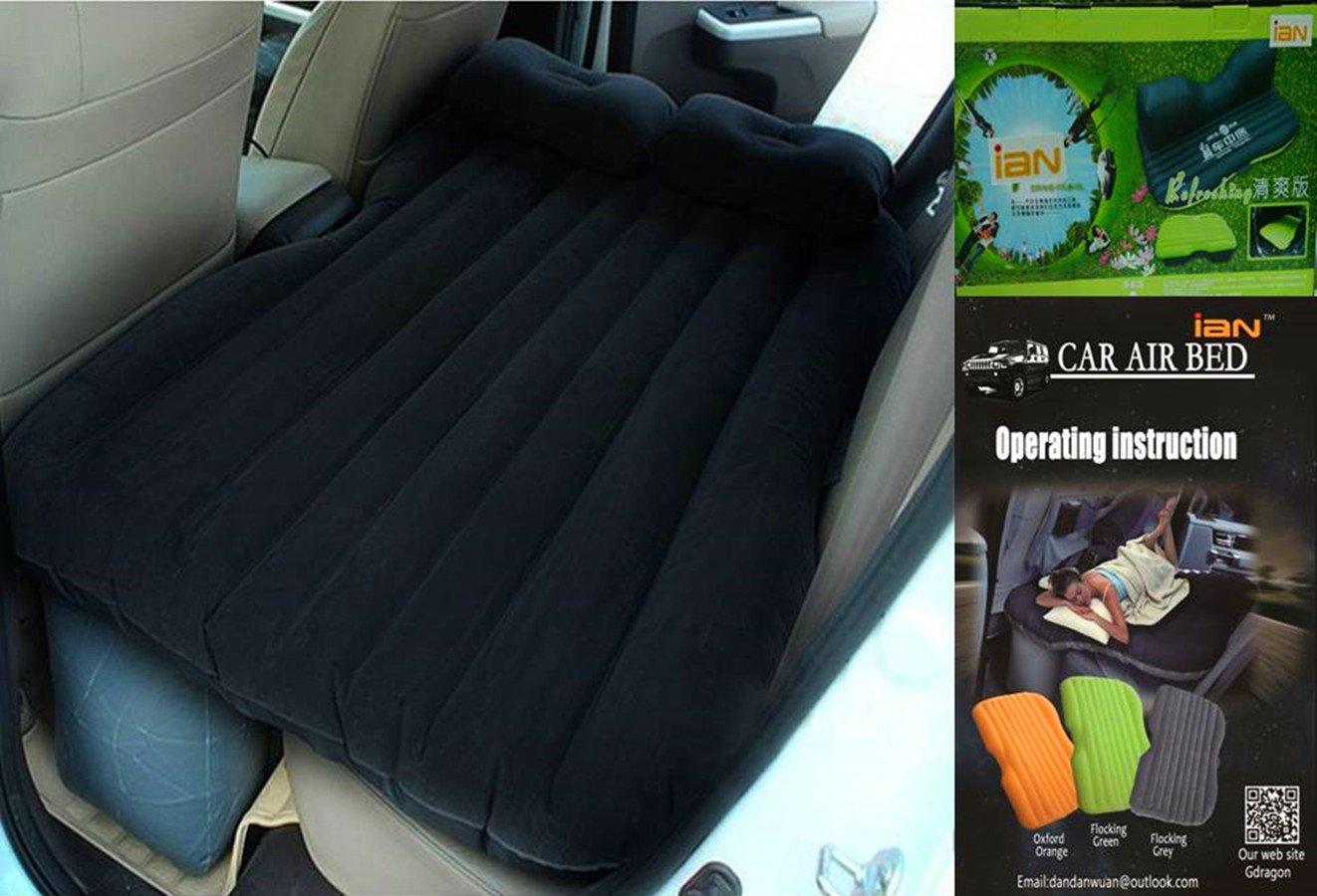 Backseat Inflatable Bed Amazoncom Ian Car Travel Inflatable Mattress Inflatable Bed