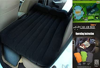 Amazon.com: Ian coche colchón inflable cama hinchable ...