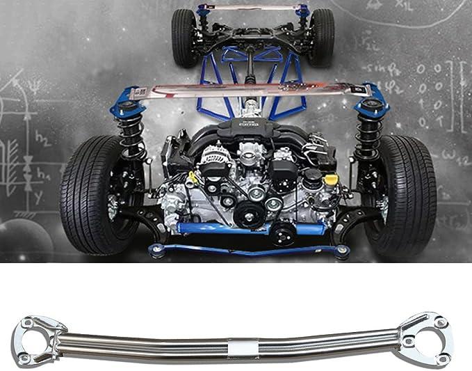 DDR Strut Tower Brace Bar Fit 2 Points Front Upper for BMW E46 3 Series M3 98-07