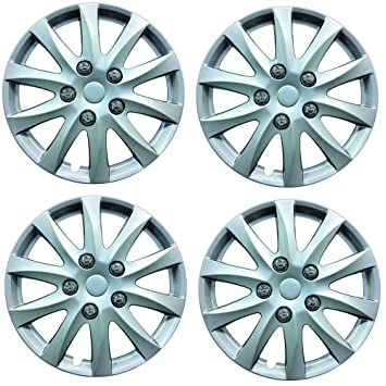 "PEUGEOT 207 & 207CC (2006 on) Phoenix 15"" Car Wheel Trims Hub Caps"