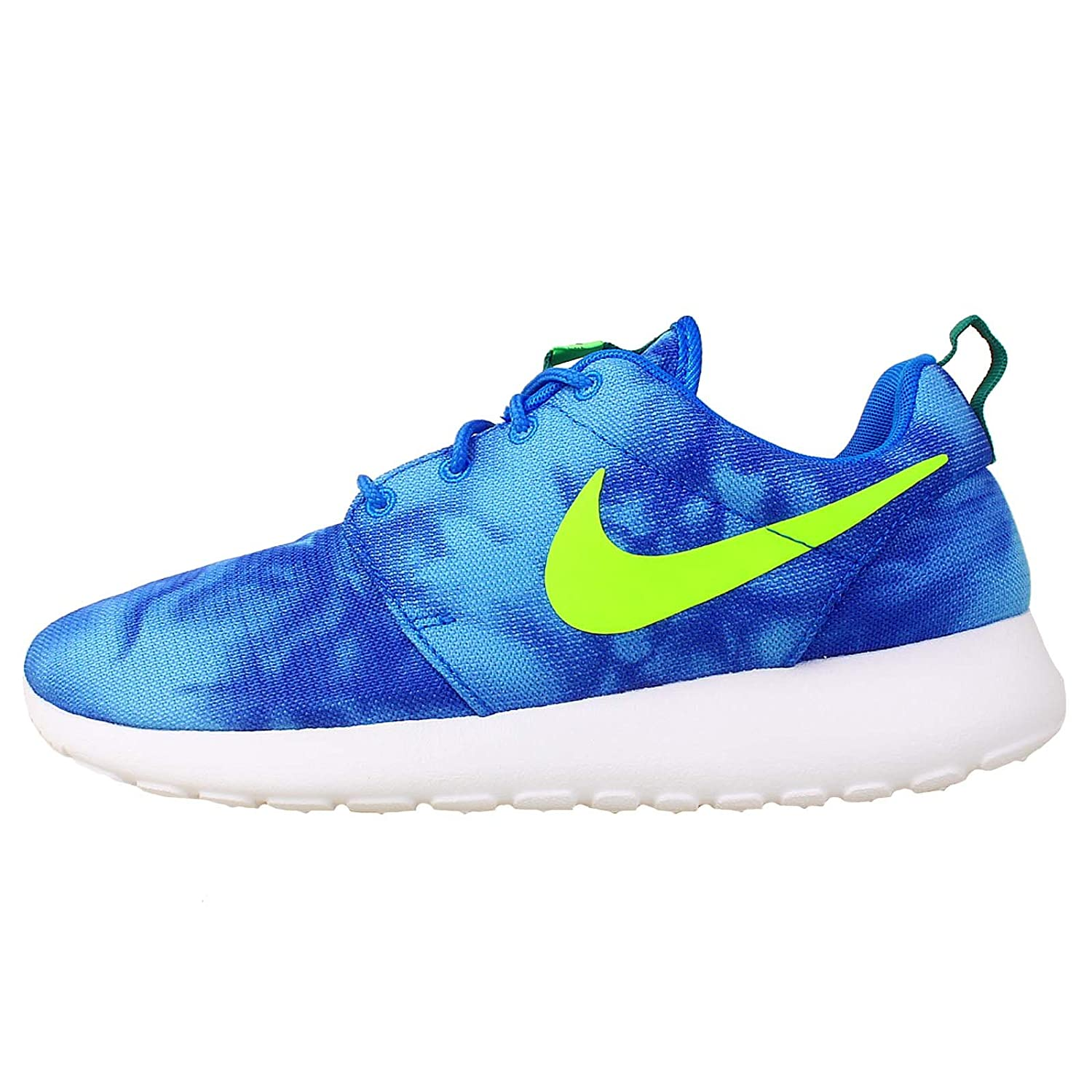 NIKE Mens Air Zoom Structure 19 Running Shoes B00H2644OI 12 D(M) US|Photo Blue / Electric Green-mystic Green