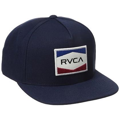 eb05fa889271c ... new arrivals rvca mens nations snapback hat navy 0da0d 6491c