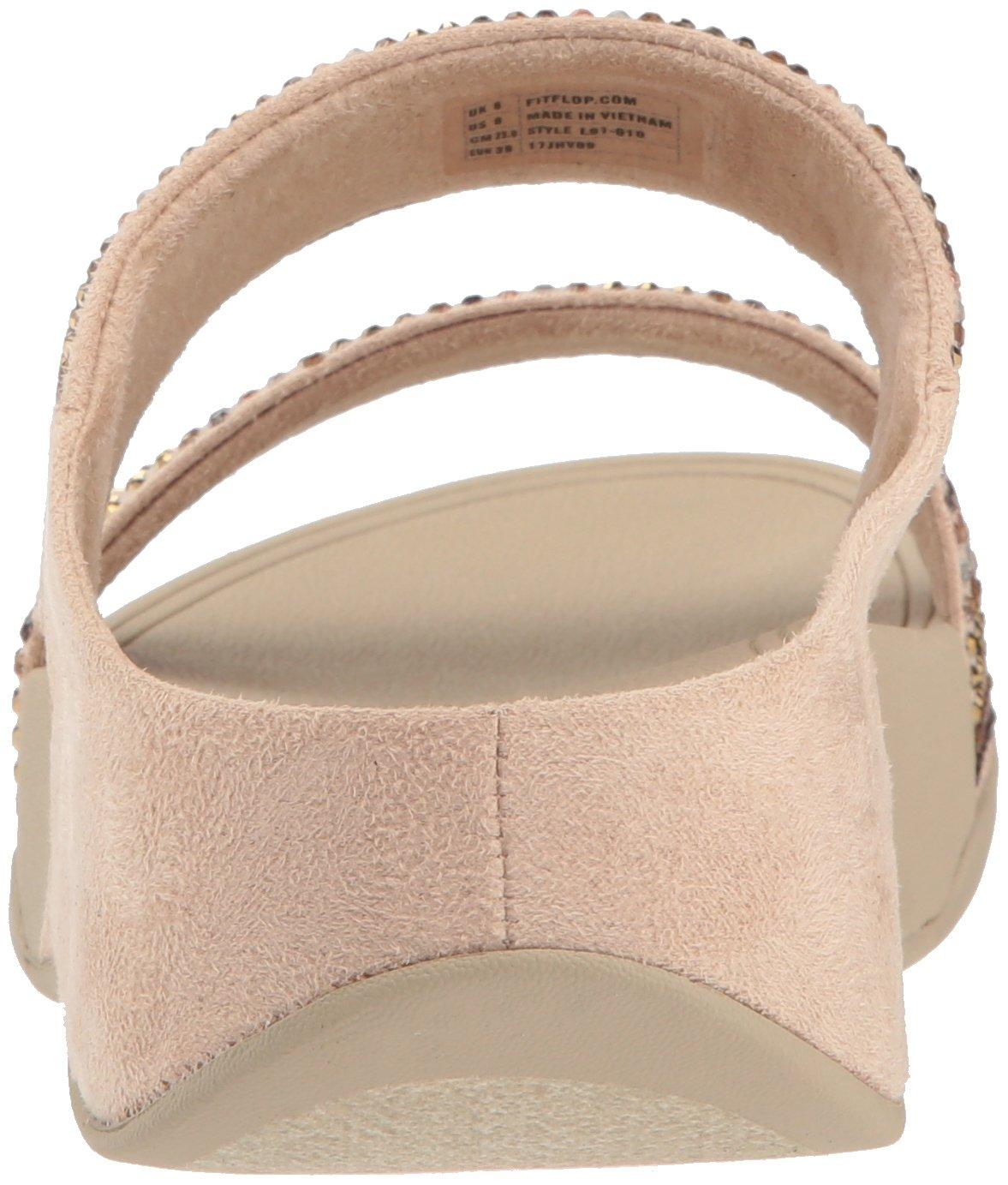 944bd3d62758d3 ... FitFlop Women s Flare Strobe B(M) Slide Sandal B07995P1SL 7 B(M) ...