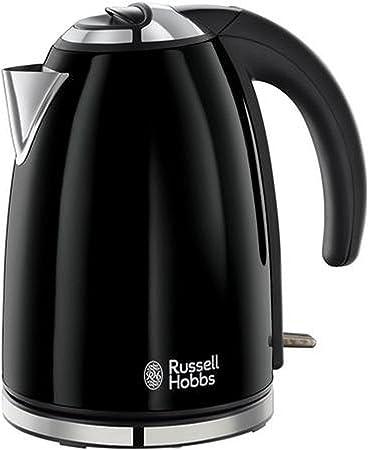 Russell Hobbs Darwin 1.7 Litre Kettle 2200 W In Black 21472