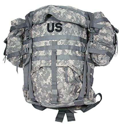 c41747ffa802 Amazon.com   MOLLE II Rucksack Backpack Assembly (ACU)