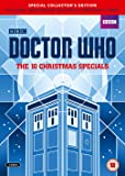 Doctor Who - The 10 Christmas Specials (Limited Edition) [DVD]