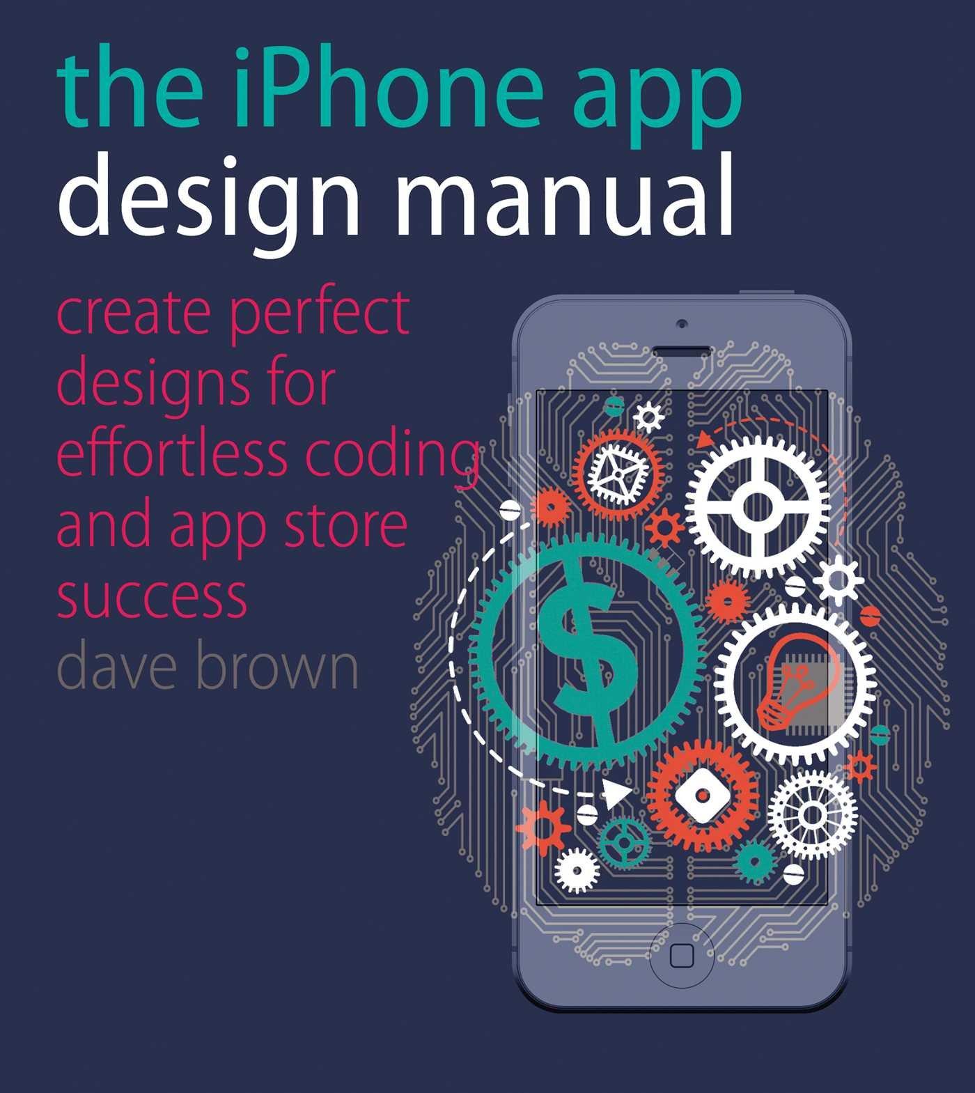 iPhone App Design Manual Effortless