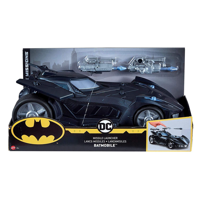Batman Batmobile Black Car Vehelle Toys Action Figure Collection Model for child
