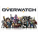 Amazon Price History for:Overwatch Poster 24in x 36in Game by Poster