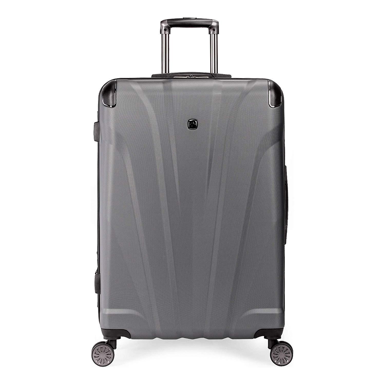 dbc599eedd1d SWISSGEAR 7330 Hardside Spinner Luggage (26