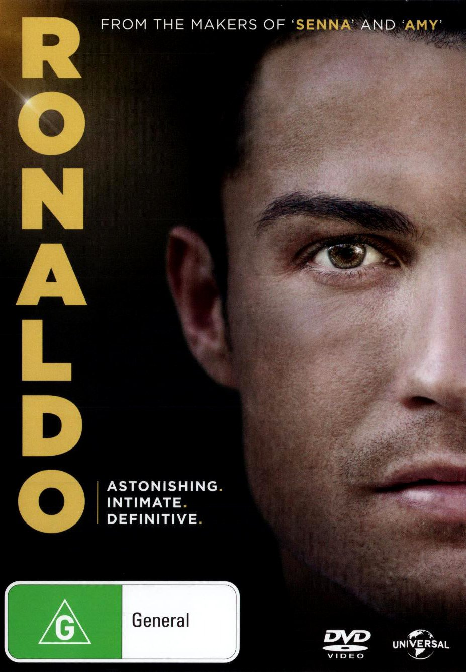 Ronaldo [Edizione: Australia] [Italia] [DVD]: Amazon.es: Cine y ...
