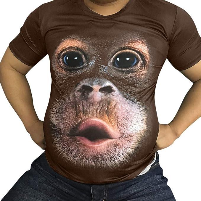 Long Sleeve Shirt Ask About My Chimpanzee Tee Shirt
