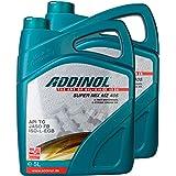 Addinol 3x Motoröl Motorenöl Motor Motoren Motor Oil Engine Oil Benzin Diesel 5w 40 Premium 5w40 C3 4l 72098025 Auto