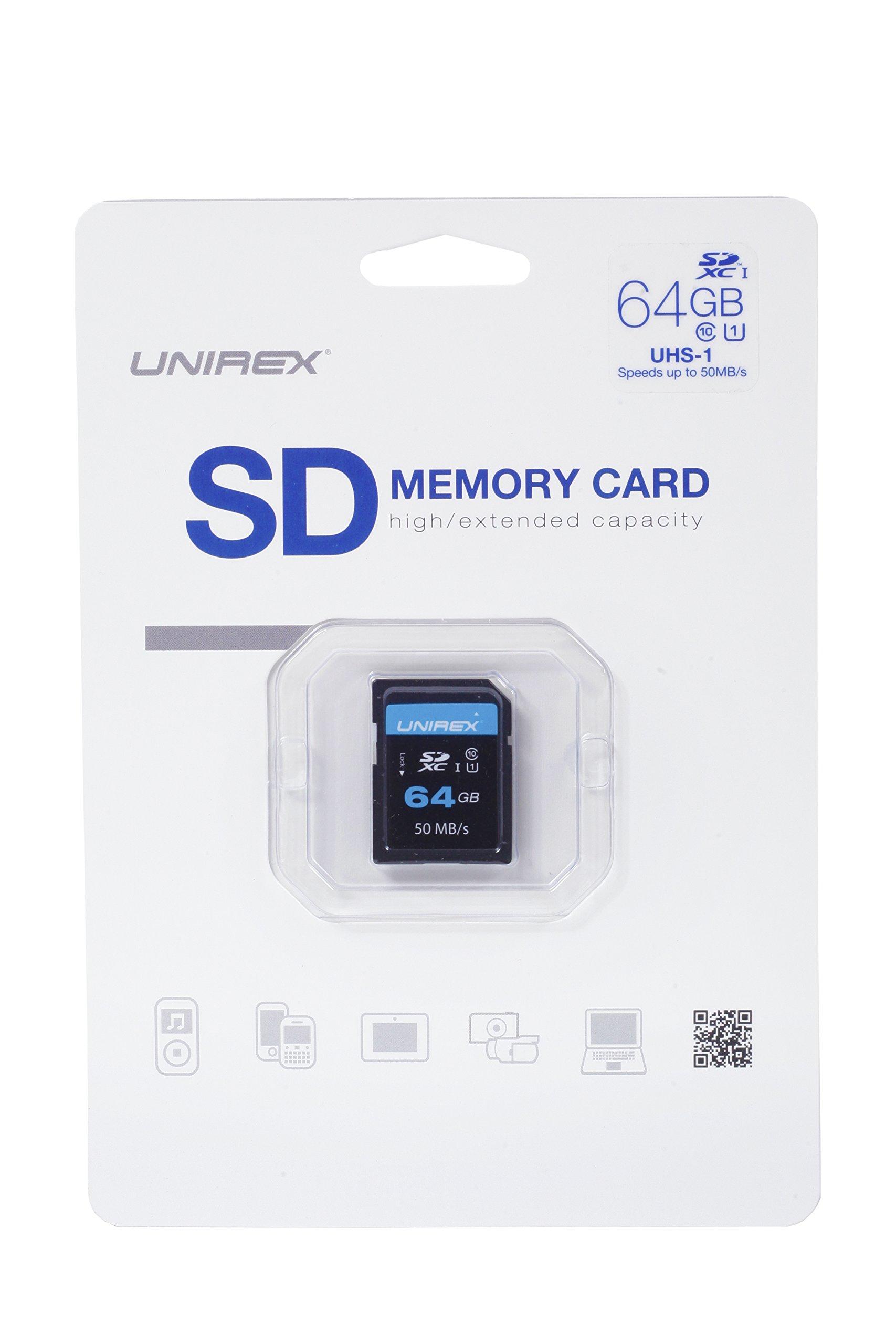 Unirex SD Memory Card