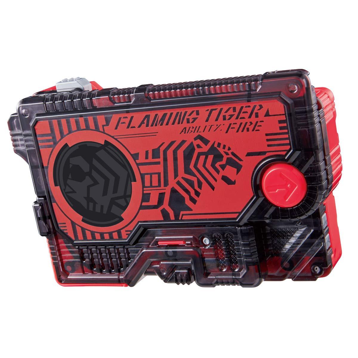 Mô Hình DX Hazard Trigger – Bandai Kamen Rider Build