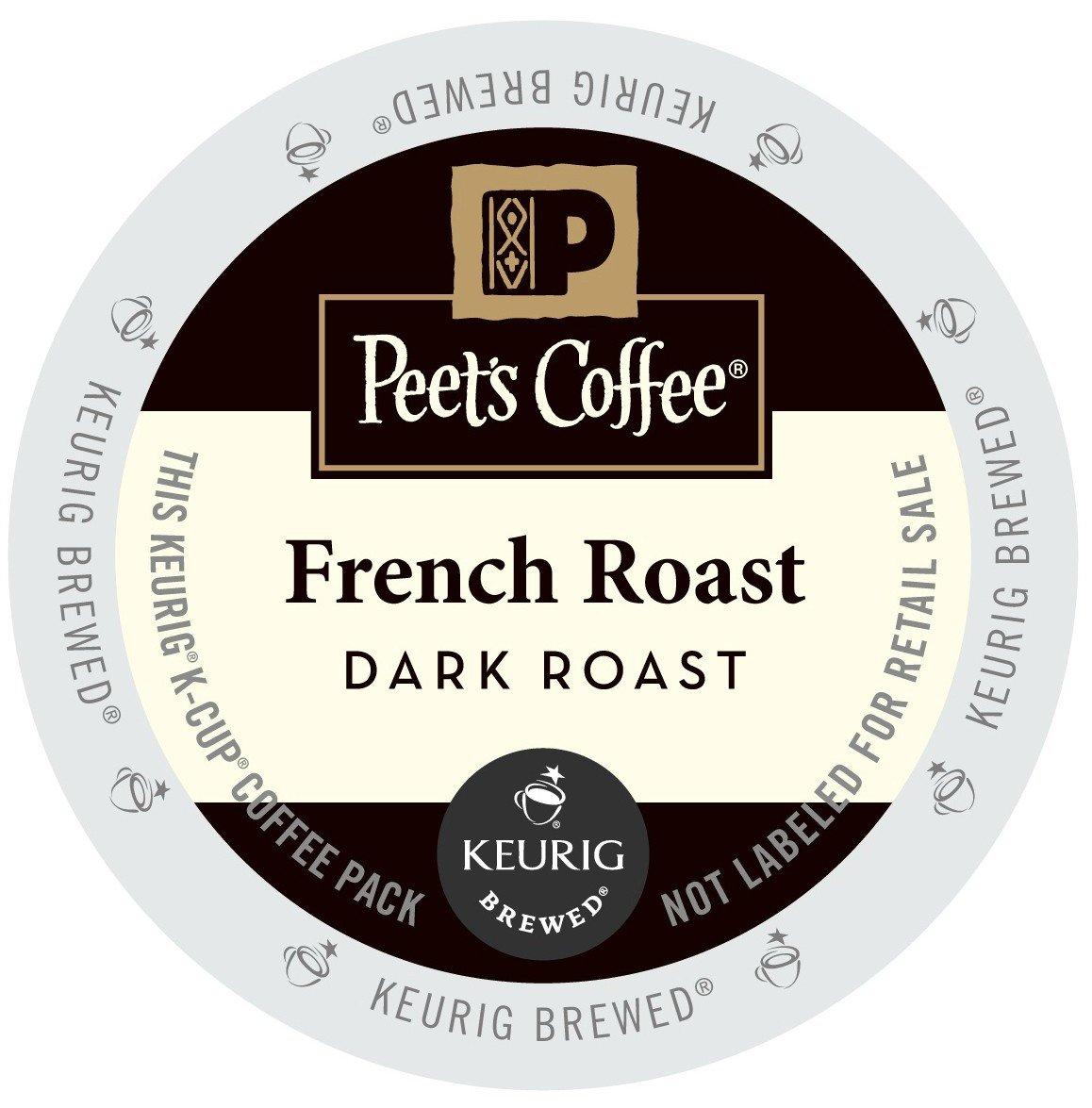 Peet's French Roast 120 Single K-Cups by Peet's Coffee (Image #4)