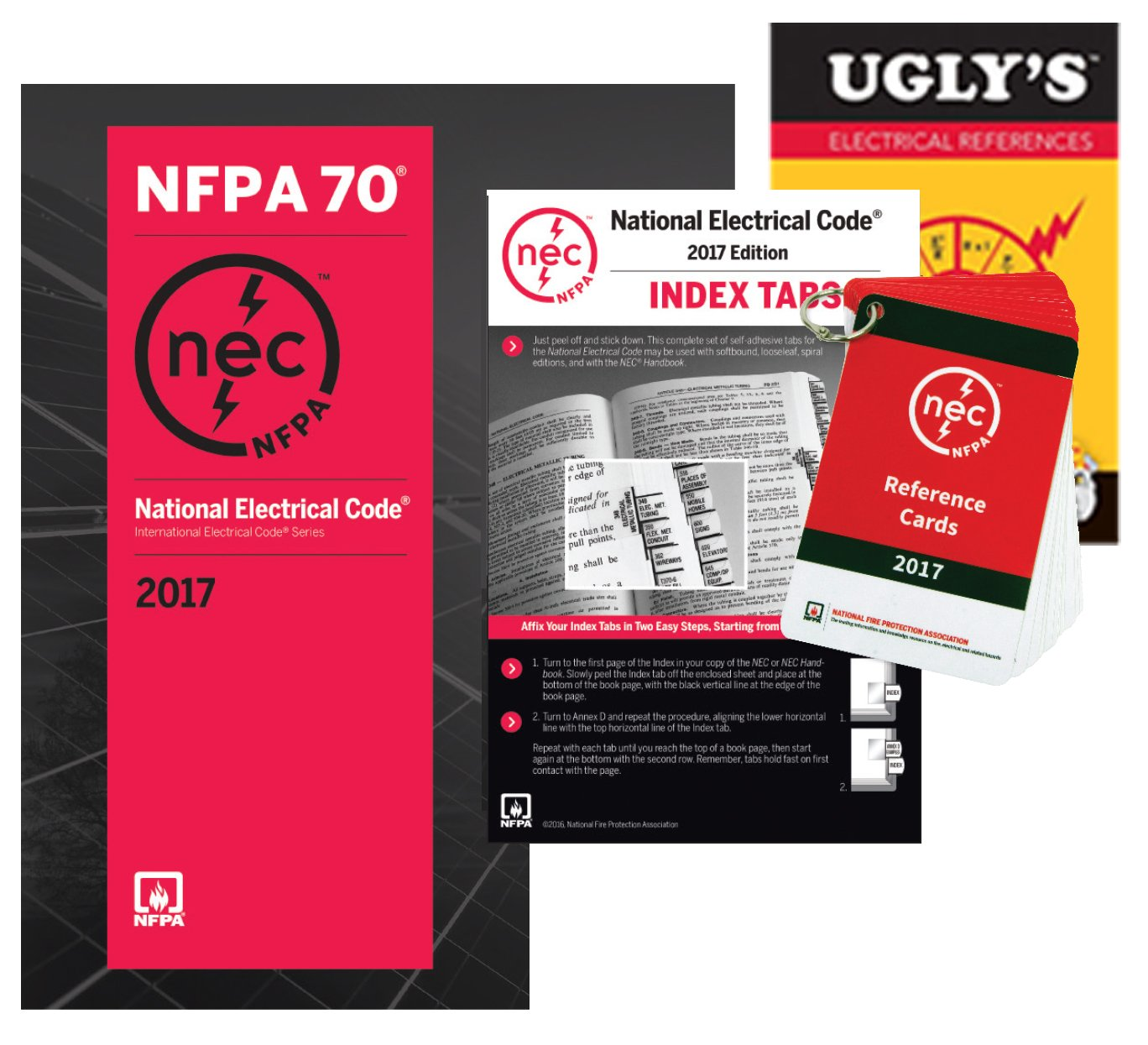 National Electrical Code (NEC) Toolkit Bundle: NFPA: 9781455918638 ...