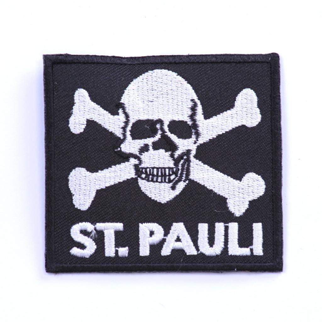toppa St Pauli Toppa toppa patch toppa termoadesiva b2see pa0065