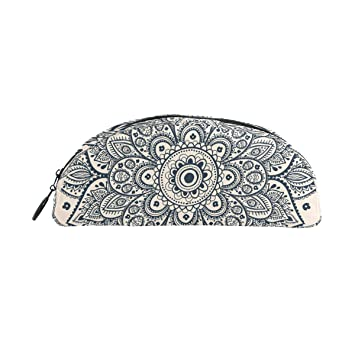 TIZORAX Hippie - Estuche para lápices, diseño de mandala ...